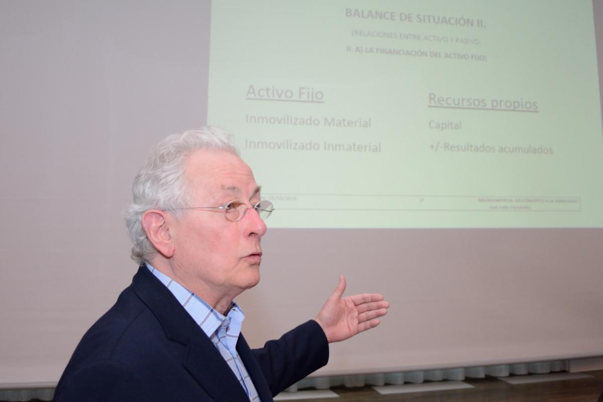 Financiación y viabilidad empresarial